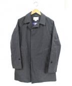 nanamica(ナナミカ)の古着「ステンカラーコート」|グレー