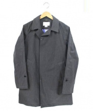 nanamica(ナナミカ)の古着「ステンカラーコート」 グレー