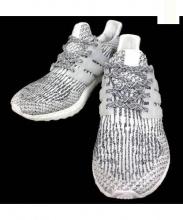 adidas(アディダス)の古着「ローカットスニーカー」|ブラック×ホワイト