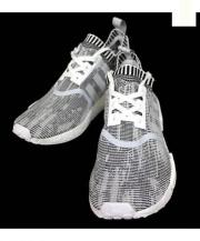 adidas(アディダス)の古着「ローカットスニーカー」|グレー×ホワイト