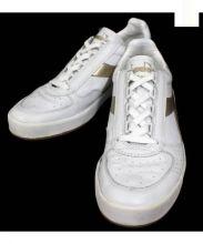 DIADORA(ディアドラ)の古着「ローカットスニーカー」|ホワイト