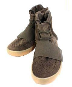 adidas(アディダス)の古着「ハイカットスニーカー」|ブラウン