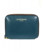 J&M DAVIDSON(ジェイ&エム デヴィッドソン)の古着「コインケース」|グリーン