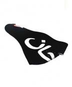 SUPREME(シュプリーム)の古着「アラビックロゴフェイスマスク」|ブラック