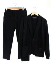 JOURNAL STANDARD TRISECT(ジャーナルスタンダードトライセクト)の古着「セットアップジャケット」|ブラック
