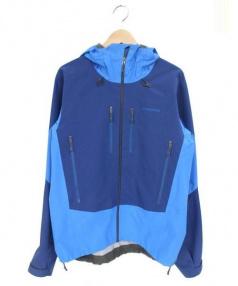 Patagonia(パタゴニア)の古着「トリオレットジャケット」|ブルー