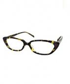Vivienne Westwood(ヴィヴィアンウエストウッド)の古着「サングラス」|ブラウン×ブラック