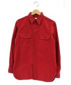 AT LAST&CO(アットラストアンドコー)の古着「シャツ」|レッド