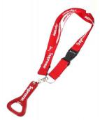 SUPREME(シュプリーム)の古着「栓抜き付ネックレス」|レッド