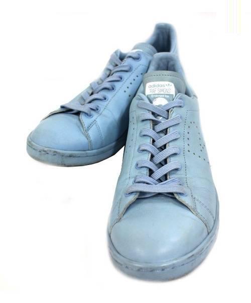 adidas(アディダス)adidas (アディダス) RAF SIMONS 9 ライトブルー サイズ:26.5 B24049の古着・服飾アイテム