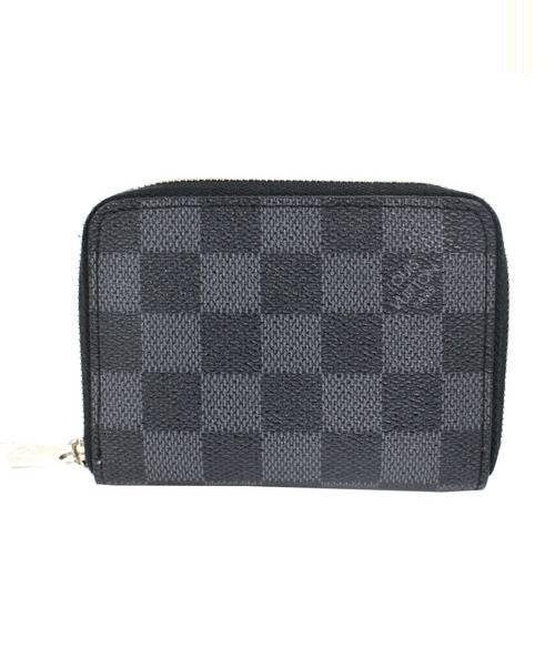 brand new 8a509 fb7d6 [中古]LOUIS VUITTON(ルイ・ヴィトン)のメンズ 服飾小物 ラウンドファスナーミニ財布