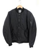JOURNAL STANDARD(ジャーナルスタンダード)の古着「PER-MA-1」 ブラック