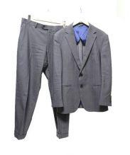 JUNKO SHIMADA HOMME(ジュンコシマダ オム)の古着「2Bセットアップスーツ」|グレー