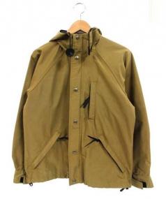 SIERRA DESIGNS(シェラデザイン)の古着「60/40クロスマウンテンパーカー」|ベージュ
