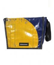 FREITAG(フライターグ)の古着「メッセンジャーバッグ」 ブルー×イエロー