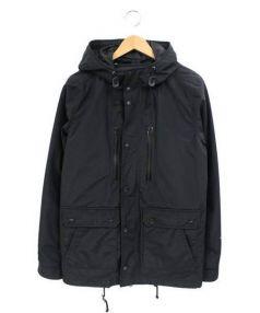 MAGINE(マージン)の古着「中綿ライナー付マウンテンパーカー」|ブラック