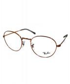 RAY-BAN(レイバン)の古着「眼鏡」|ゴールド