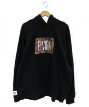 ELVIRA(エルビラ)の古着「プルオーバーパーカー」|ブラック