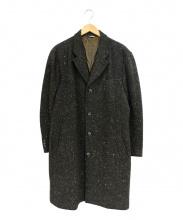 TORNADO MART(トルネード マート)の古着「ウールチェスターコート」|ブラウン