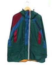adidas(アディダス)の古着「ナイロンジャケット」|マルチカラー
