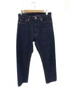 ordinary fits(オーディナリーフィッツ)の古着「デニムパンツ」|インディゴ