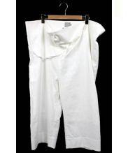 JANE SMITH(ジェーンスミス)の古着「ラップパンツ」|ホワイト