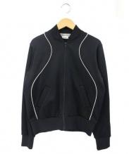 COMME des GARCONS(コムデギャルソン)の古着「ブルゾン」|ブラック