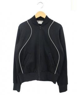 COMME des GARCONS(コムデギャルソン)の古着「ブルゾン」 ブラック