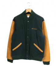 Columbia(コロンビア)の古着「バックリースクウェアジャケット」|カーキ×ブラウン