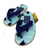 ISLAND SLIPPER(アイランドスリッパー)の古着「ビーチサンダル」|ブルー