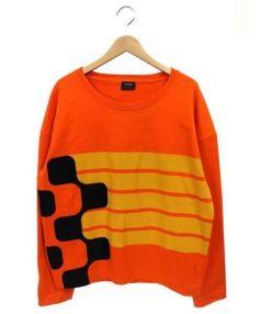 JIL SANDER(ジルサンダー)の古着「スウェット」|オレンジ