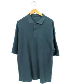 crepuscule(クレプスキュール)の古着「ポロシャツ」|グリーン