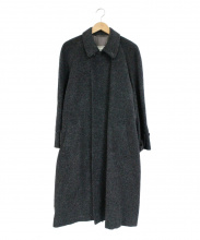 Christian Dior(クリスチャン ディオール)の古着「ウールコート」|グレー