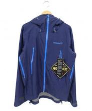 norrona(ノローナ)の古着「Falketind Gore-Tex Jacket」 ネイビー