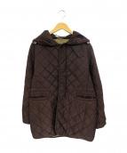 45R(フォーティーファイブアール)の古着「キルティングコート」|ブラウン