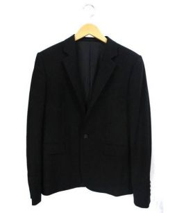 LAD MUSICIAN(ラッドミュージシャン)の古着「1Bテーラードジャケット」 ブラック