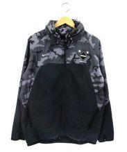 FCRB(エフシーレアルブリストル)の古着「ジャケット」|グレー×ブラック
