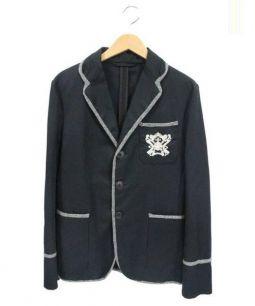 Vivienne Westwood(ヴィヴィアンウエストウッド)の古着「3Bテーラードジャケット」 ブラック