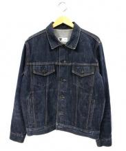 TELLASON(テラソン)の古着「デニムジャケット」|インディゴ