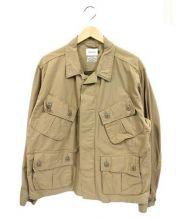 CAL O LINE(キャル オー ライン)の古着「ジャケット」|ベージュ