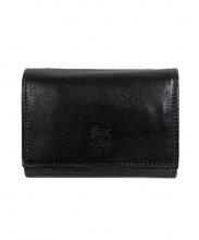 IL BISONTE(イルビゾンテ)の古着「3つ折り財布」|ブラック