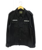 BUENA VISTA(ブエナ ビスタ)の古着「ミリタリージャケット」|ブラック