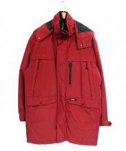 McGREGOR(マクレガー)の古着「中綿ライナー付マウンテンパーカー」|レッド