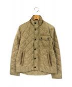 RALPH LAUREN(ラルフローレン)の古着「キルティングジャケット」|ブラウン