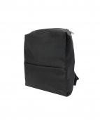 Cote&Ciel(コートエシエル)の古着「スクエアリュック」|ブラック