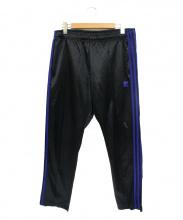 adidas(アディダス)の古着「ライントラックパンツ」|ブルー×ブラック