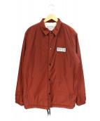 BURTON(バートン)の古着「Japan Coaches Jacket」|レッド