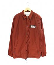 BURTON(バートン)の古着「Japan Coaches Jacket」 レッド