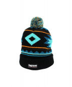 SUPREME(シュプリーム)の古着「ボンボン付ニット帽」