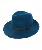 rag&bone(ラグアンドボーン)の古着「中折れハット」|ブルー